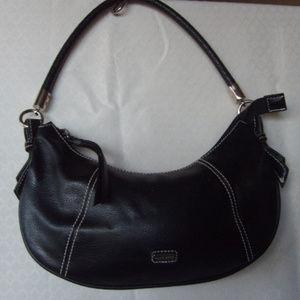 Hobo Bag Nine West Black Small